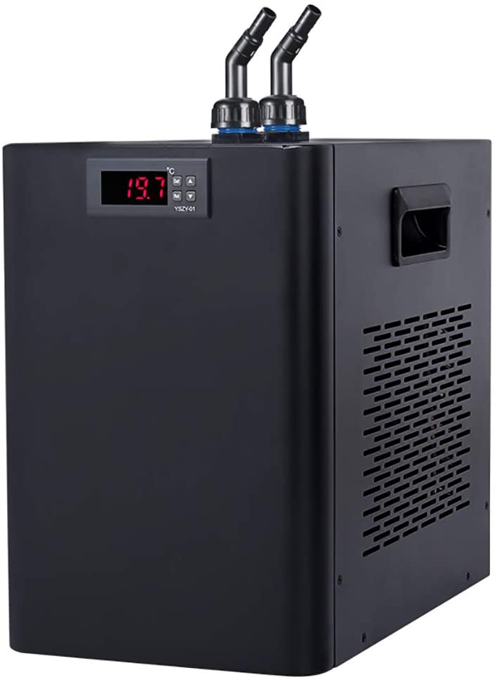 <b>Refrigeratore per acquario axolotl 160 litri</b>